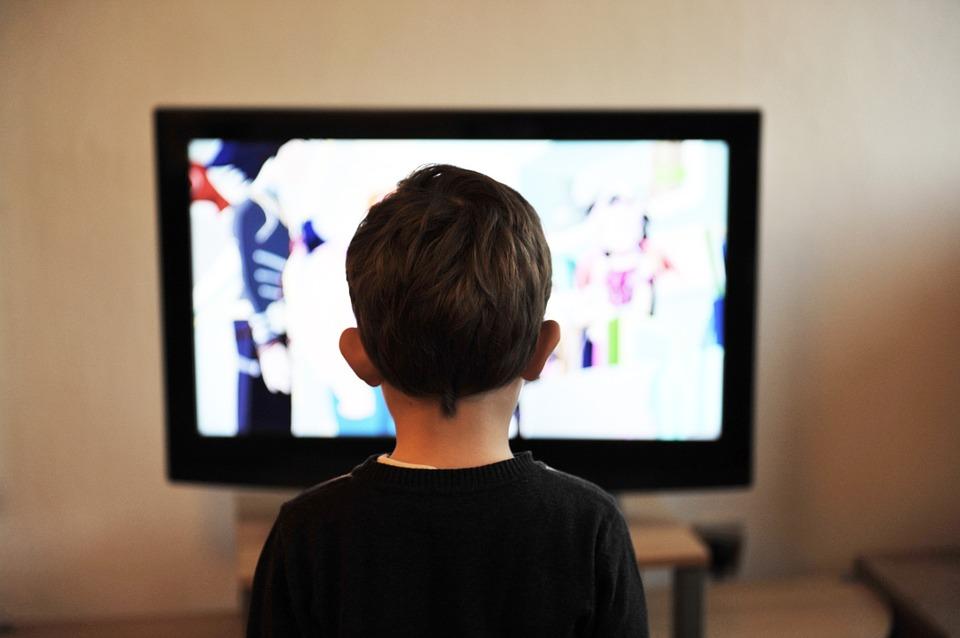 Les enfants et les programmes télé