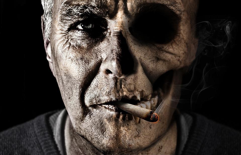 La cigarette un tueur doux