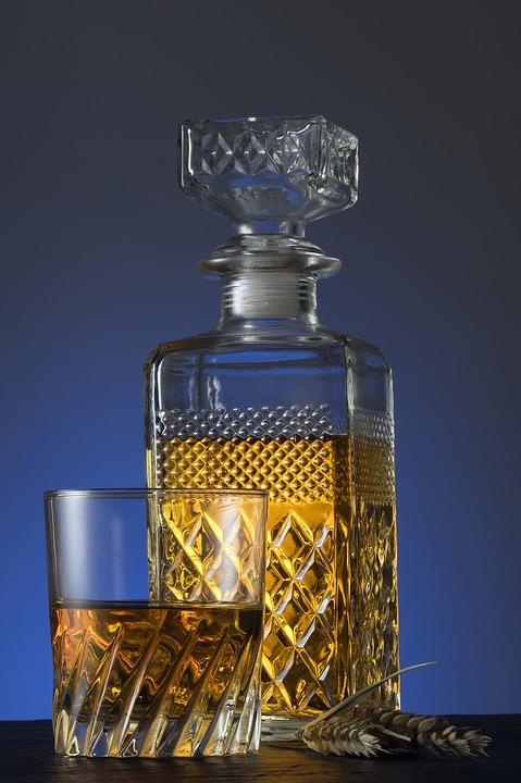 Les carafes à whisky