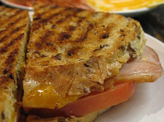 Presse à panini